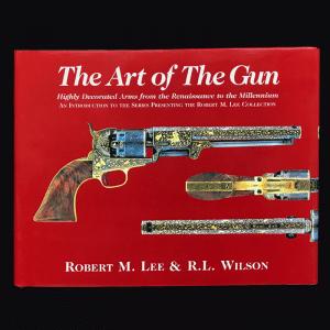 The Art Of The Gun: Miniature Book Volume 1