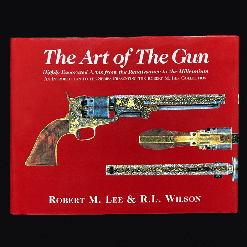 The Art Of The Gun: Miniature Book Volume 1