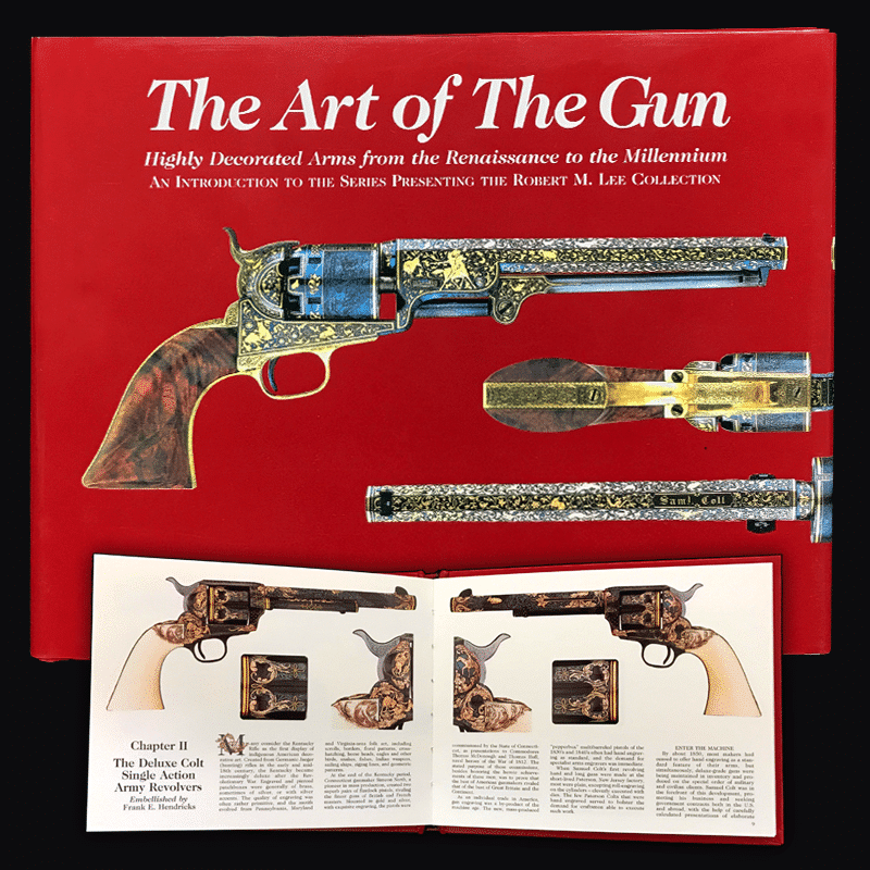 The Art Of The Gun: Miniature Books Volume 1