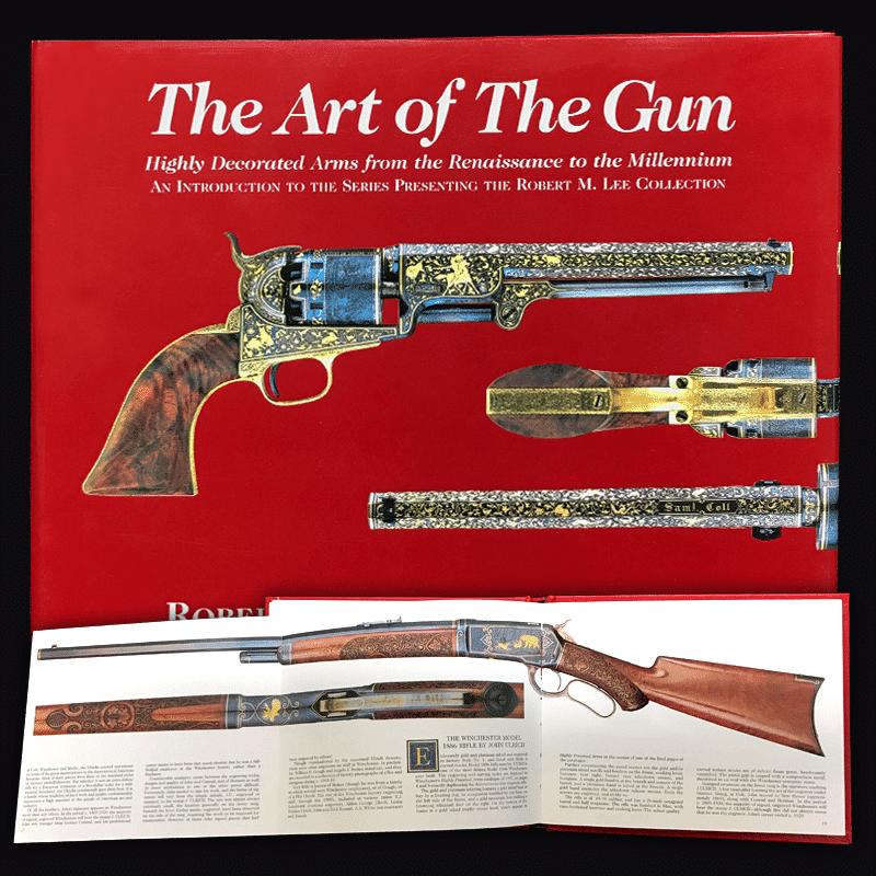 The Art of the Gun: Miniature Books Volume 1