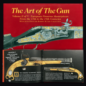The Art Of The Gun: Miniature Books Volume 2
