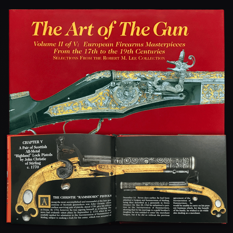 The Art Of The Gun: Miniature Books Volume 2