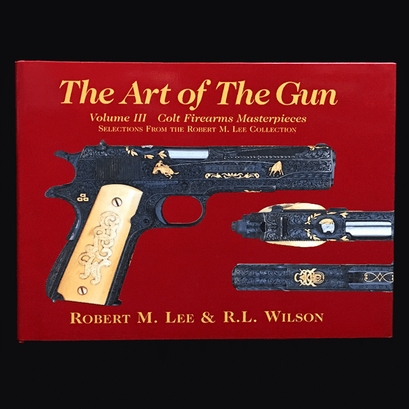 The Art Of The Gun®: Miniature Book Volume 3