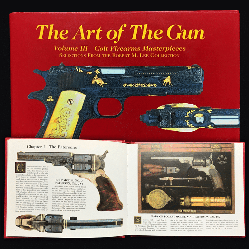 The Art Of The Gun: Miniature Books Volume 3