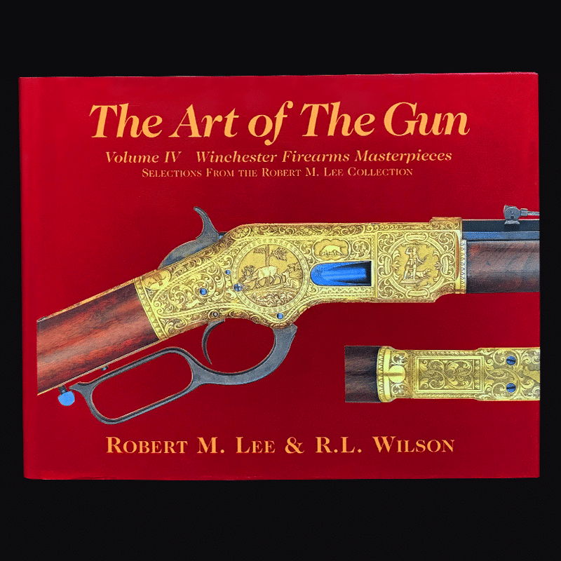 The Art Of The Gun: Miniature Book Volume 4