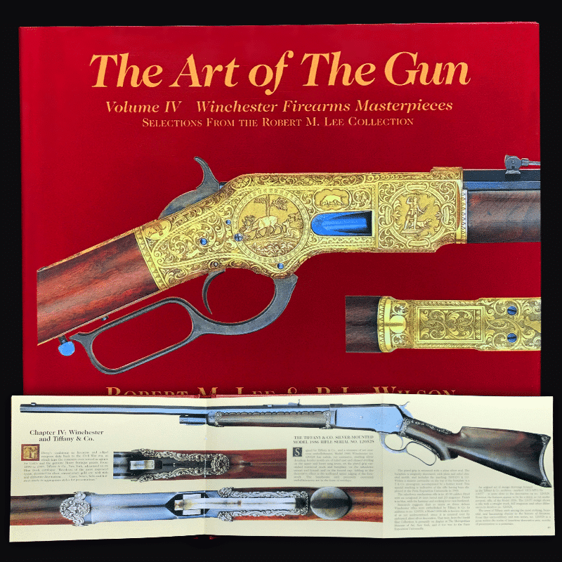 The Art Of The Gun: Miniature Books Volume 4