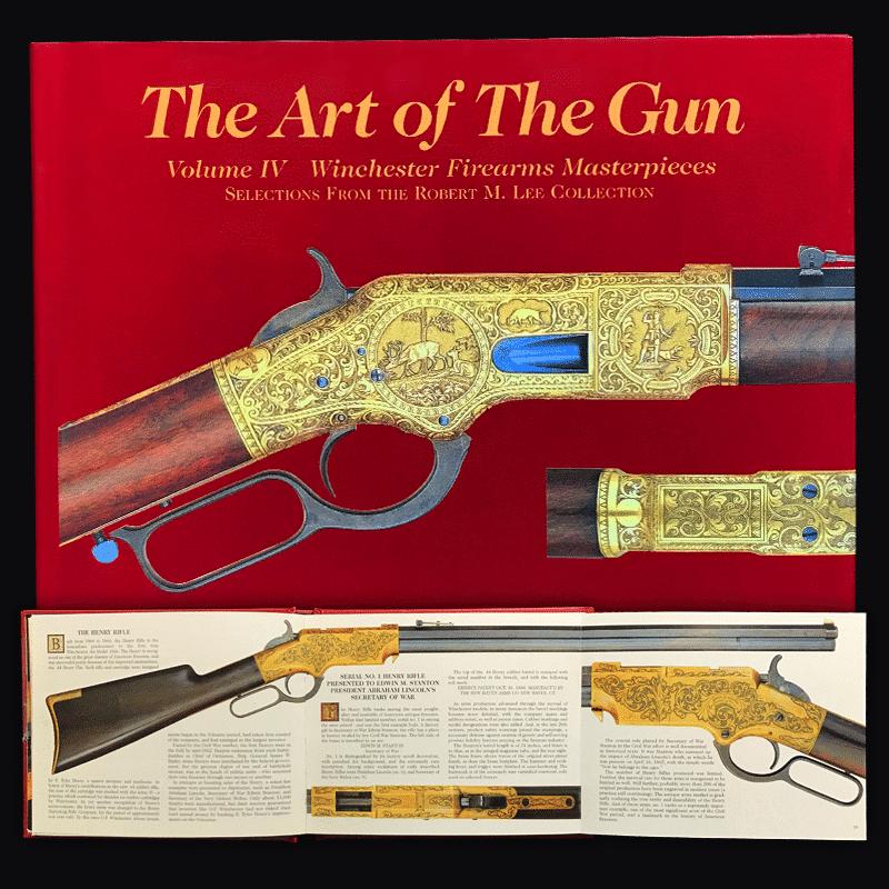 The Art of the Gun: Miniature Books Volume 4