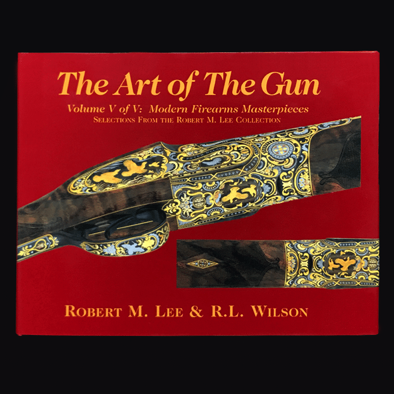 The Art Of The Gun®: Miniature Book Volume 5