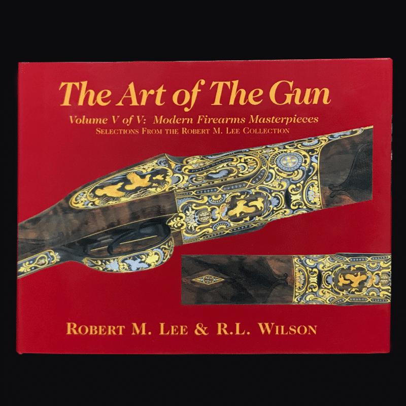 The Art of the Gun: Miniature Books Volume 5