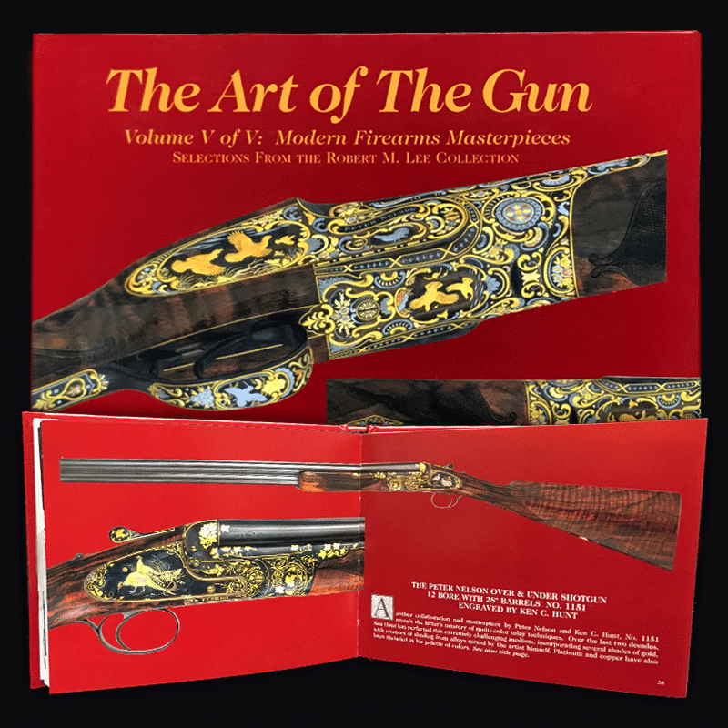 The Art Of The Gun: Miniature Books Volume 5