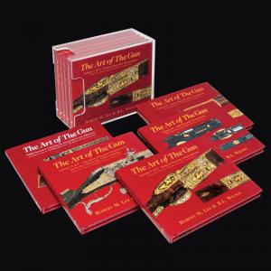 The Art Of The Gun: Miniature Books Set