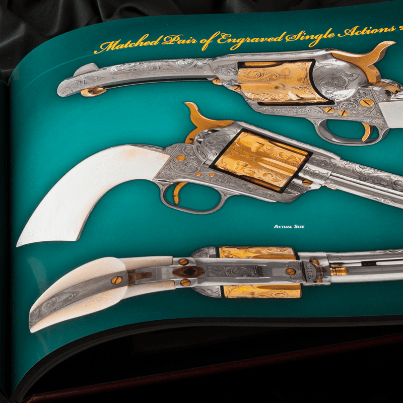 The Art of the Gun: Magnificent Colts